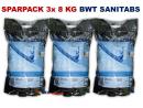 BWT Sanitabs Hygiene-Regeneriersalz Enthärtung Nr....
