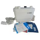 SFA Sanibroy SaniVite+ Abwasserhebeanlage 0008 für Waschtisch und Waschmaschine