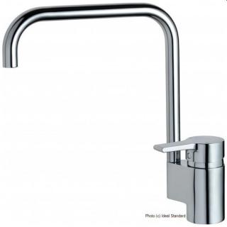 Ideal Standard Active Küchenarmatur hoher U Auslauf chrom B8084AA Spültisch
