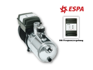 ESPA Tecnoplus 15 4 230V Hauswasserwerk INOX Frequenzgeregelt  Made in SPAIN