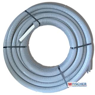 Viega Sanfix Fosta Rohr 25 mm 2102.5 25m Rolle Verbundrohr Isoliert für S+H