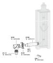 Rotex Abgasanschlussse GW1 DN80/125 15507915