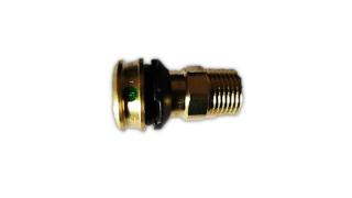 """Viega Raxofix Nippel Übergangsstück Mod. 5311 Nr. 646288 16 mm x 1/2"""" AG Rotguss"""