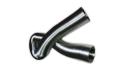 Aluflex Rohr d 80 mm 2-lagig gestaucht 1,25m lang bis...