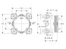 Ideal Standard UP Bausatz A1000NU Cera- mix, sprint, plus, plan,