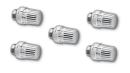 5X Oventrop Uni Thermostatkopf Typ LH M 30 x 1,5...