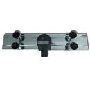 TECE 900mm Edelstahl Duschrinne TECE- SET 15101090 inkl. Rost Mulde Füße Sifon