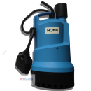 HOMA Chromatic C250 WA Schmutzwasser Tauchpumpe Schwimmerschalter m. Rückschlagklappe 9110365