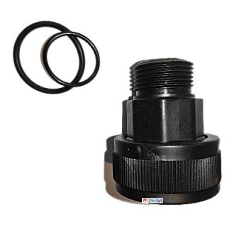 ESPA Pressdrive Verschraubung Art. 8202088  mit 2x Oring