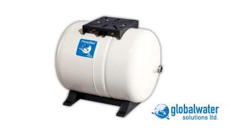 Golbalwater Sl.  20l Pumpenkonsolen Ausdehnungsgefäß PressureWave™ Serie Art.PWB-20LH