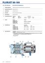 Pedrollo Kreiselpumpe Selbstansaugend 5,0bar 4800l/ H Typ PLURIJETm4/80x