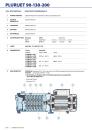 Pedrollo Kreiselpumpe Selbstansaugend 6,5bar7800l/ H Typ PLURIJETm4/130x 1500W