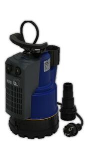 KSB AmaDrainer 3 NEU 301 Tauchpumpe, Schmutzwasserpumpe integrierter Schwimmer 48267549