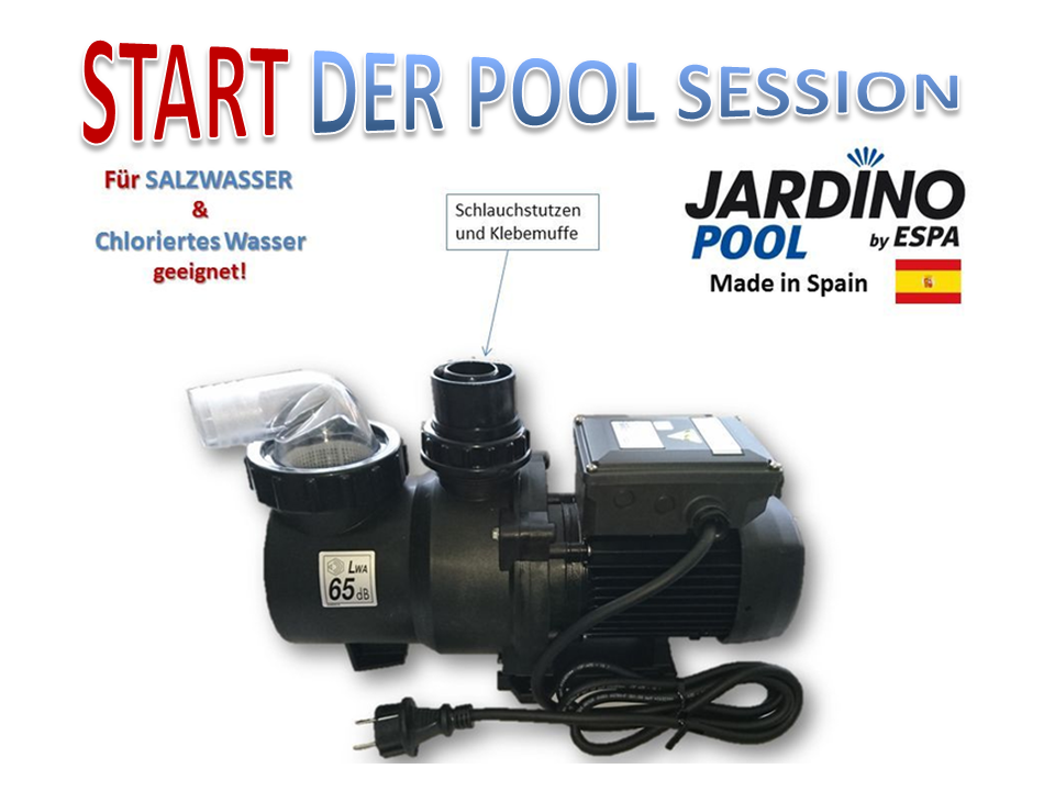 START der Pool Session
