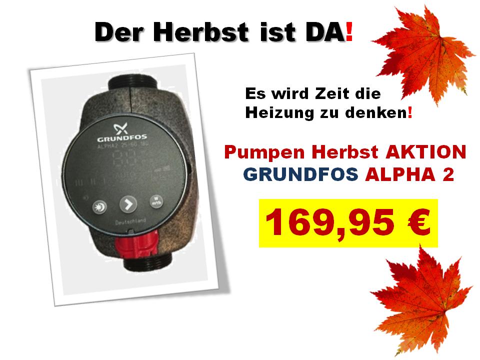 GRUNDFOS-ALPHA-2 Autoadapt